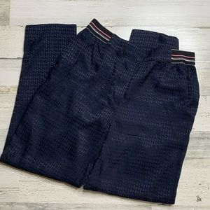 THE ESSENTIAL PULL ON TROUSER BY ANTHROPOLOGIE